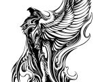 Phoenix Tattoo Template Phoenix Tattoos Designs Ideas and Meaning Tattoos for You