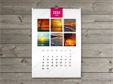 Photo Wall Calendar Template Wall Calendar A3 Printable Photo Yearly Monthly