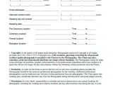 Photoshoot Contract Template Free Wedding Photography Contract forms Flint Photo