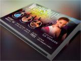 Photoshop Elements Flyer Templates Church Concert Flyer Photoshop Flyer Templates