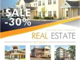 Photoshop Real Estate Flyer Templates Real Estate Psd Flyer Template Free Download Photoshop