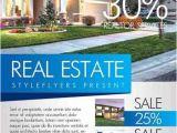 Photoshop Real Estate Flyer Templates Real Estate V5 Psd Flyer Template Free Download