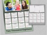 Photoshop Schedule Template 2018 Annual Calendar Photoshop Template 8×10 and 16×20