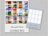 Photoshop Schedule Template 2018 Monthly Calendar Photoshop Template 5×7