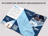 Photoshop Templates for Brochures Photoshop Brochure Template by Elegantflyer
