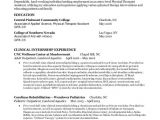 Physical therapy Student Resume Physical therapist Resume Template Business