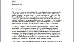 Physician assistant Cover Letter New Graduate Physician assistant Resume Curriculum Vitae and Cover