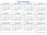 Picture Calendar Template 2017 2017 Calendar Printable Calendar Free Printable