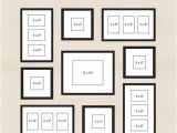 Picture Wall Template Ikea Create An Awesome Gallery Wall for Less Than 50