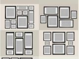 Picture Wall Template Ikea How to Create A Photo Gallery Wall Emerald Interiors Blog