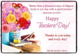 Pictures Of Happy Teachers Day Card for Our Teachers In Heaven Happy Teacher Appreciation Day