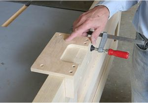 Pin Router Templates A Custom Hinge Mortising Template Fine Homebuilding