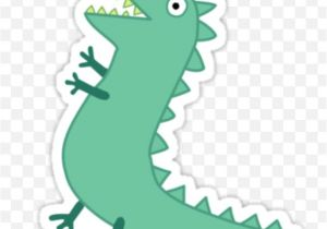 Pin the Tail On the Dinosaur Template Use as Template for Pin the Tail On Mr Dinosaur Peppa
