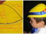 Pinocchio Hat Template Invitaciones Infantiles E Ideas Para Celebrar Un