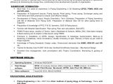 Piping Engineer Resume Resume Of Jitendra Shende for the Post Of Piping Engineer