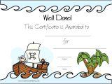 Pirate Certificate Template Pirate Certificates