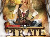Pirate Flyer Template Free Pirate Party Flyer Sungaigrafik