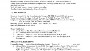 Pl Sql Fresher Resume format Sql Developer Resume Sample Resume Sample format