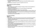 Planning Engineer Resume Planning Engineer Resume Samples Velvet Jobs