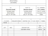 Po Template for Word 34 Purchase order Examples Pdf Doc Free Premium