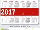 Pocket Calendar Template 2017 2017 Pocket Calendar 2017 Calendar with Holidays