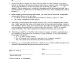 Point Of Sale Contract Template 42 Printable Vehicle Purchase Agreement Templates ᐅ