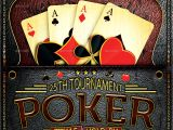 Poker Flyer Template Free Poker tournament Flyer Template by Lou606 Graphicriver