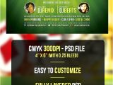Poker Flyer Template Free Poker tournament Night Flyer Template On Behance