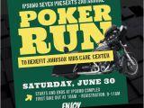 Poker Run Flyer Template Free Poker Run Flyer Template Postermywall