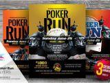 Poker Run Flyer Template Free Poker Run Flyer Templates by Kinzi21 On Creativemarket