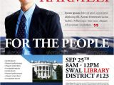 Political Flyers Templates Free Best Political Flyer Templates Seraphimchris Graphic