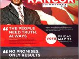 Political Flyers Templates Free Political and Voting Flyer Templates Graphicmule