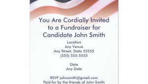 Political Fundraiser Flyer Template Political Fundraiser Flyer Political Fundraiser
