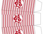 Pop Corn Template 14 Best Popcorn Box Templates Pdf Psd Vector Eps
