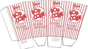 Pop Corn Template How to Make Doll Popcorn Small Dolls In A Big World