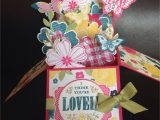 Pop Up Card Flower and butterfly Lots Of Flowers and butterflies