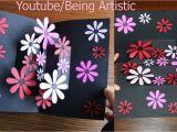 Pop Up Card Flower Template Easy Way to Make Flower Pop Up Card 12 Paper Crafts Handmade