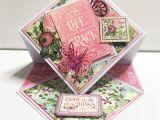 Pop Up Card Flower Tutorial Paper Blossom Pin On Videos