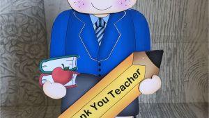Pop Up Teachers Day Card Pop Up Gift Card for Teachers 3d Handmade Card Greeting