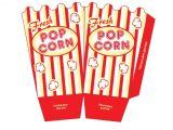 Popcorn Container Template 9 Popcorn Box Templates Free Premium Templates