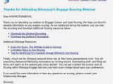 Post event Follow Up Email Template How to Follow Up and Convert An attendee after A Webinar