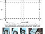 Post It Note Holder Template Pop Up Post It Note Holder Instructions by Kirsteen Gill