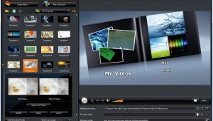 Powerdirector Menu Templates Cyberlink V Nero Media Authoring Suites the Register