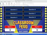 Powerpoint Game Show Templates Free Download Family Feud Powerpoint Template Youtube