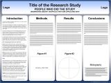Powerpoint Poster Template 90 X 120 Free Powerpoint Scientific Research Poster Templates for