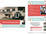 Powerpoint Real Estate Flyer Templates Home Real Estate Powerpoint Presentation Powerpoint Template