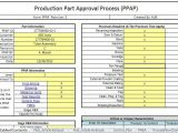 Ppap Template 8 Best Images Of Ppap Process Flow Diagram Ppap Process