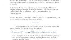 Ppc Contract Template Ppc Contract Template Download Bonsai