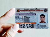Prc Application for Professional Identification Card are You A Licensed Professional Here are Facts You Should