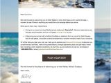 Pre Arrival Email Template 12 Hotel Industry Email Inspirations to Spice Up Your Roi